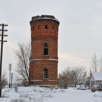 Старая водонапорная башня, Лысые Горы