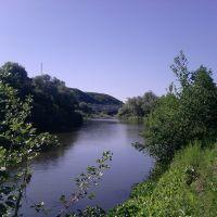 река Медведица, Лысые Горы, Лысые Горы