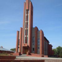 Церковь Храма Христа, Маркс