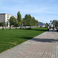 Реконструированный проспект Ленина, Маркс