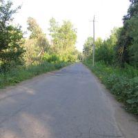 Дорога к лагерю Политеха, Маркс