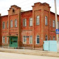 Здание бывшего земского училища 1910 г., Маркс