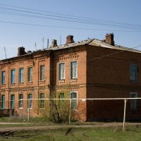 Старый дом, Мокроус
