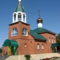 Церковь в Мокроусе, Мокроус