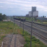 Станция Мокроус, Мокроус