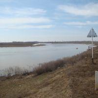 река Б.Узень, Новоузенск
