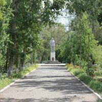 Памятник, Новоузенск