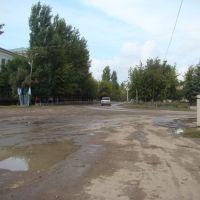 ул.Московская, Новоузенск