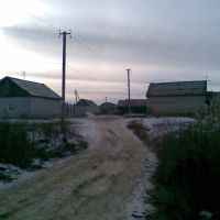 ул. Тихий Переулок, Новоузенск