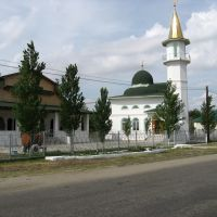 Мечеть в Озинках, Озинки