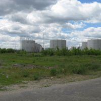 Нефтебаза, Озинки