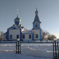 Kirche Perelyub, Перелюб
