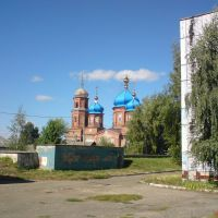 Покровский собор на реконструкции, Петровск