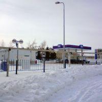 АЗС, нефтебаза, Петровск