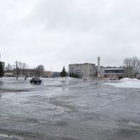 Площадь Ленина, Петровск
