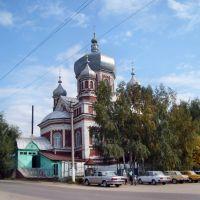 Храм Казанской иконы Божией Матери г.Петровск, Петровск