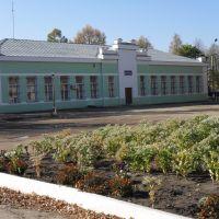 Вокзал, Петровск