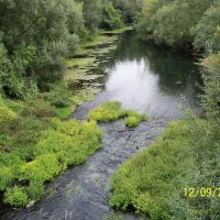 Река Медведица, Петровск
