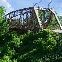 мост через Медведицу, Петровск