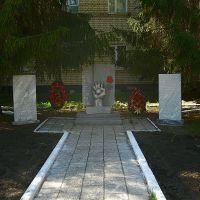 памятник ликвидаторам аварии в Чернобыле, Петровск