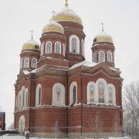 Пугачев - Храм Воскресения Христова, Пугачев