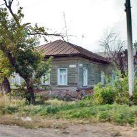 Улочки города Пугачева