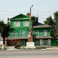Центральная площадь. г. Пугачев, Пугачев