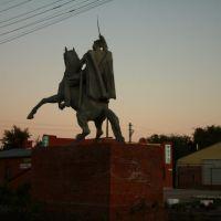 le chevalier de revolution, Пугачев