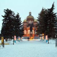 Аллея памяти, Пугачев