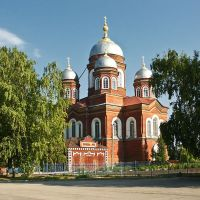 Собор в Пугачеве, Пугачев