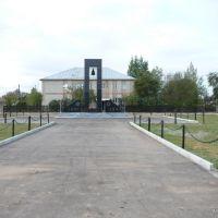 памятник героям войны, Ровное