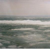 Волга зимой, Ровное