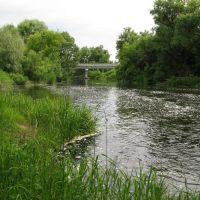 река Карай, Романовка