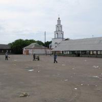 Базарная площадь, Романовка