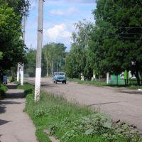 Народная улица, Романовка