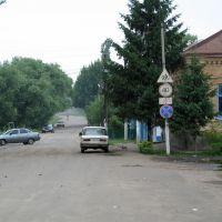 Романовка, Романовка