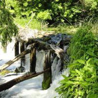 Водопад, Романовка