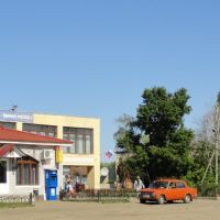 магазины, Романовка