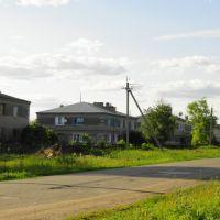 многоэтажная застройка на Заводской, Романовка