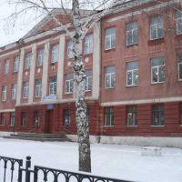 Школа №2, Ртищево