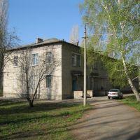 Неврологическое отделение ж.д. больницы, Ртищево
