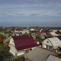 Вид с моста, Ртищево