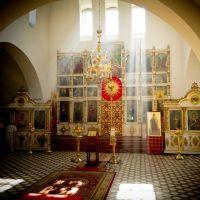 В храме, Ртищево