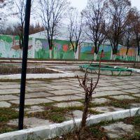 Самойловcкая набережная / Samoylovkas enbankment, Самойловка