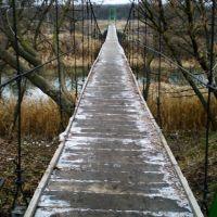 Мост через Терсу / Bridge across the Tersa river, Самойловка