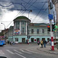 ул. Московская, 17, перекресток с ул. Чернышевского, Саратов