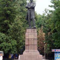 Памятник Чернышевскому, Саратов