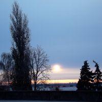 Another sunrise, Саратов