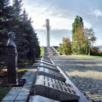 """Monument """"Cranes"""", Саратов"""
