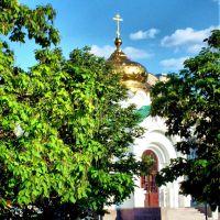 Small church, Саратов